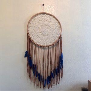 Beautiful large wall hanging dreamcatcher